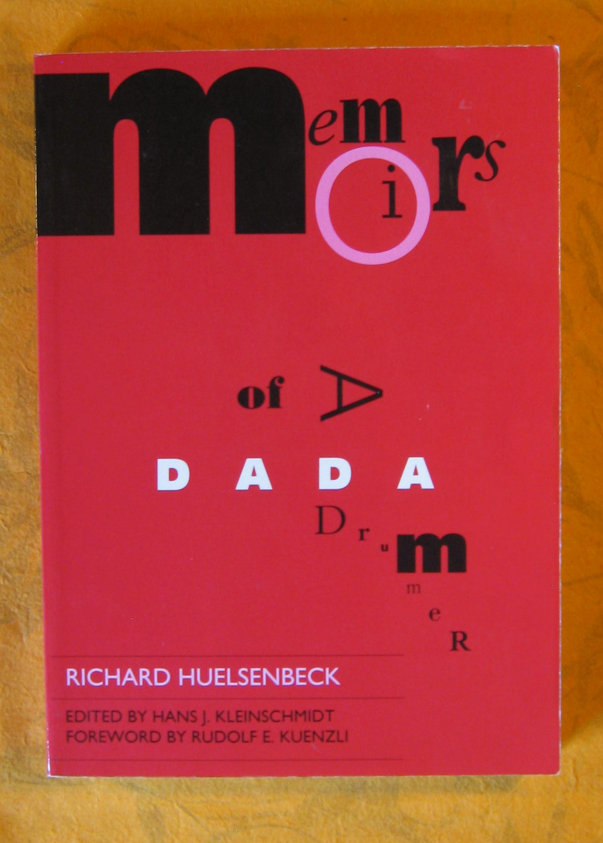 Image for Memoirs of a Dada Drummer (Documents of Twentieth-Century Art)