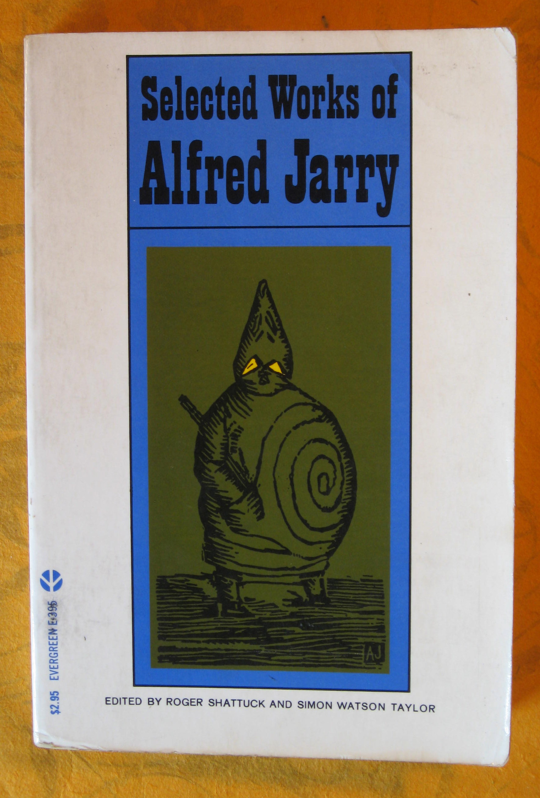Image for Selected Works of Alfred Jarry