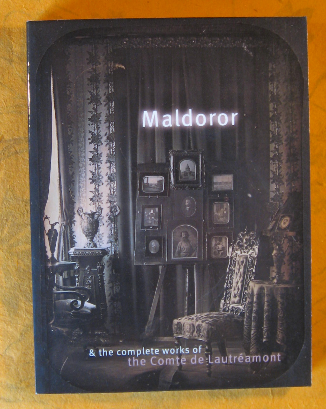 Image for Maldoror and the Complete Works of the Comte de Lautréamont