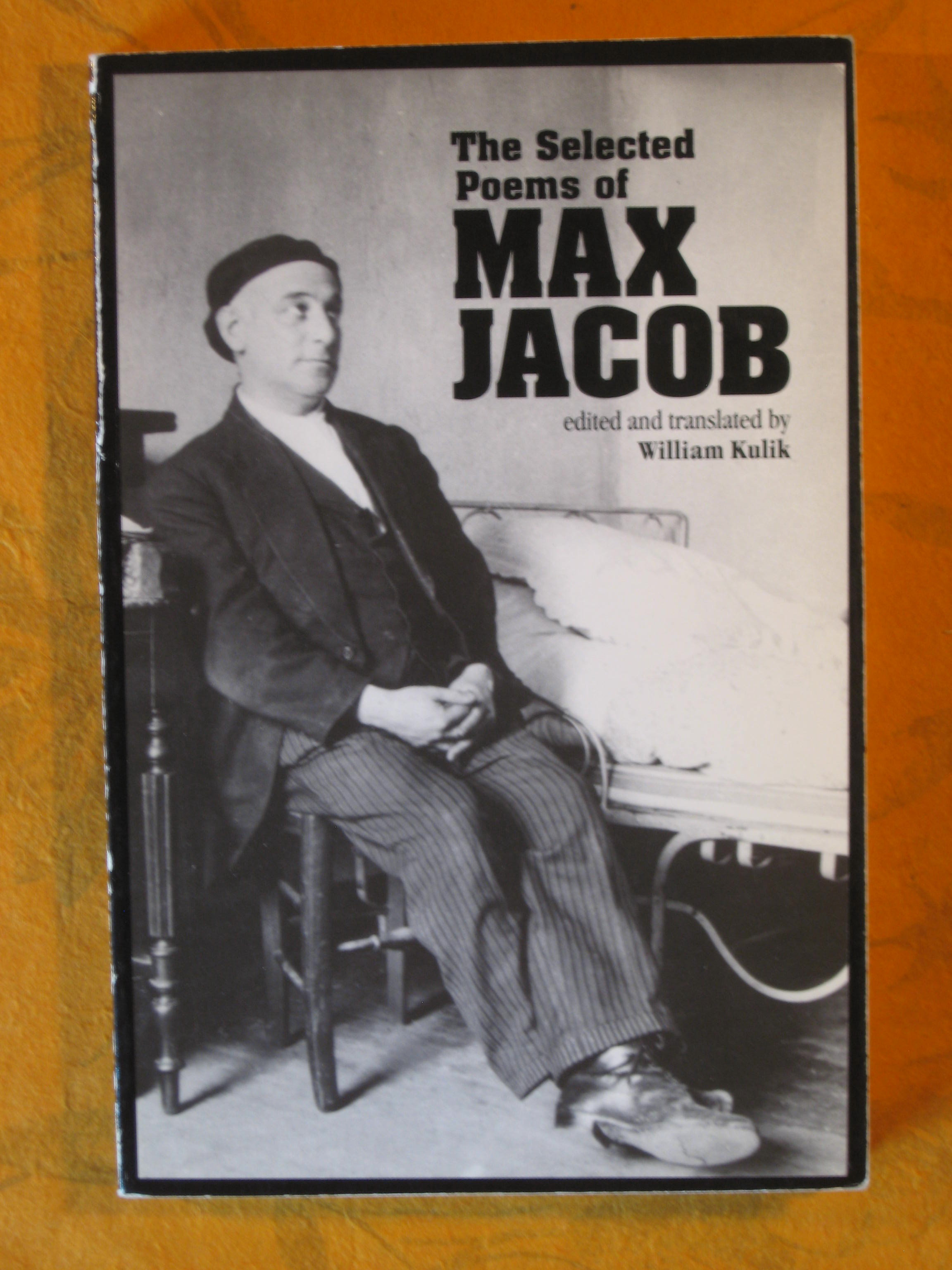 Image for Selected Poems of Max Jacob
