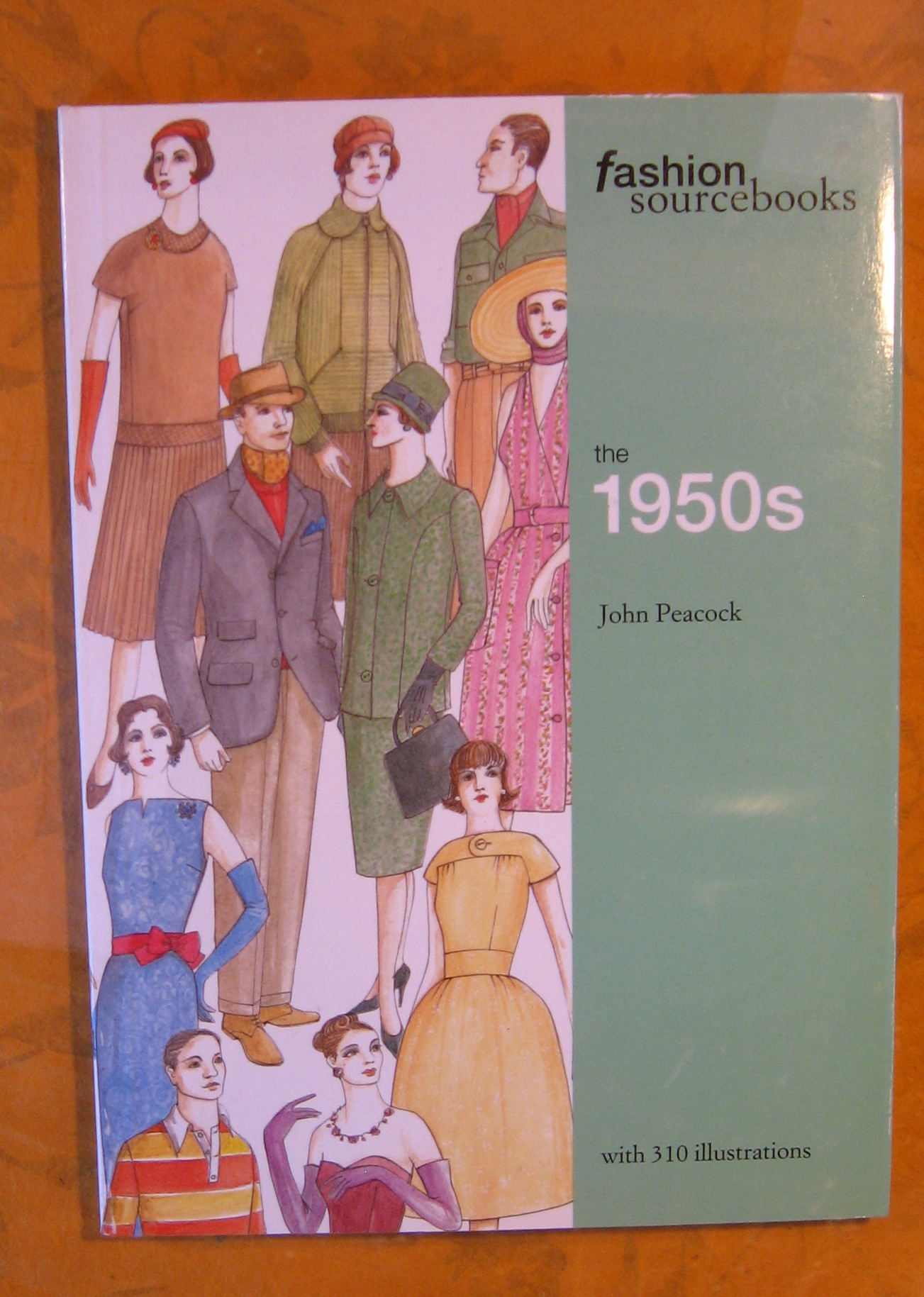 Image for The 1950s (Fashion Sourcebooks)