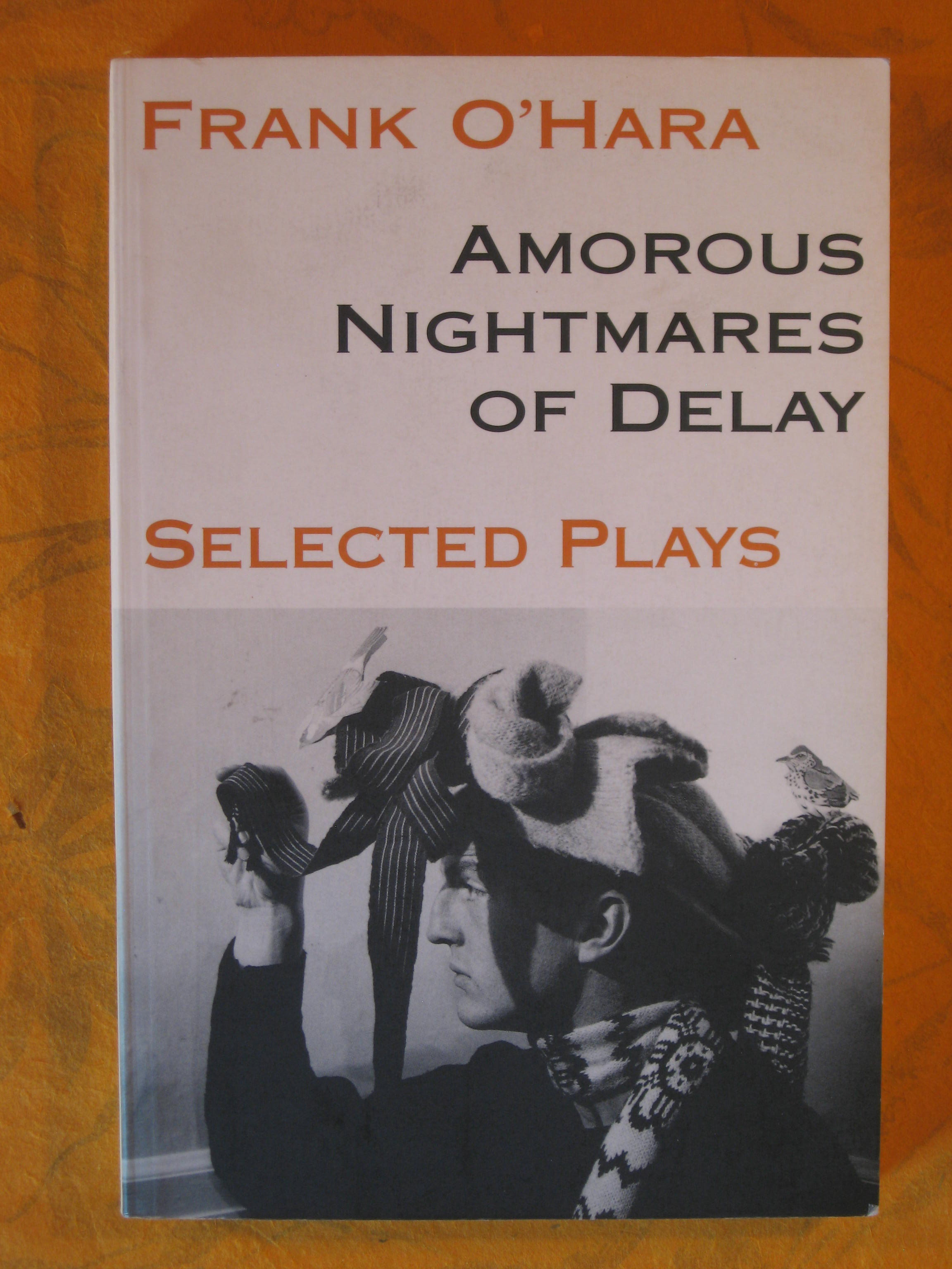 Image for Amorous Nightmares of Delay (PAJ Books)