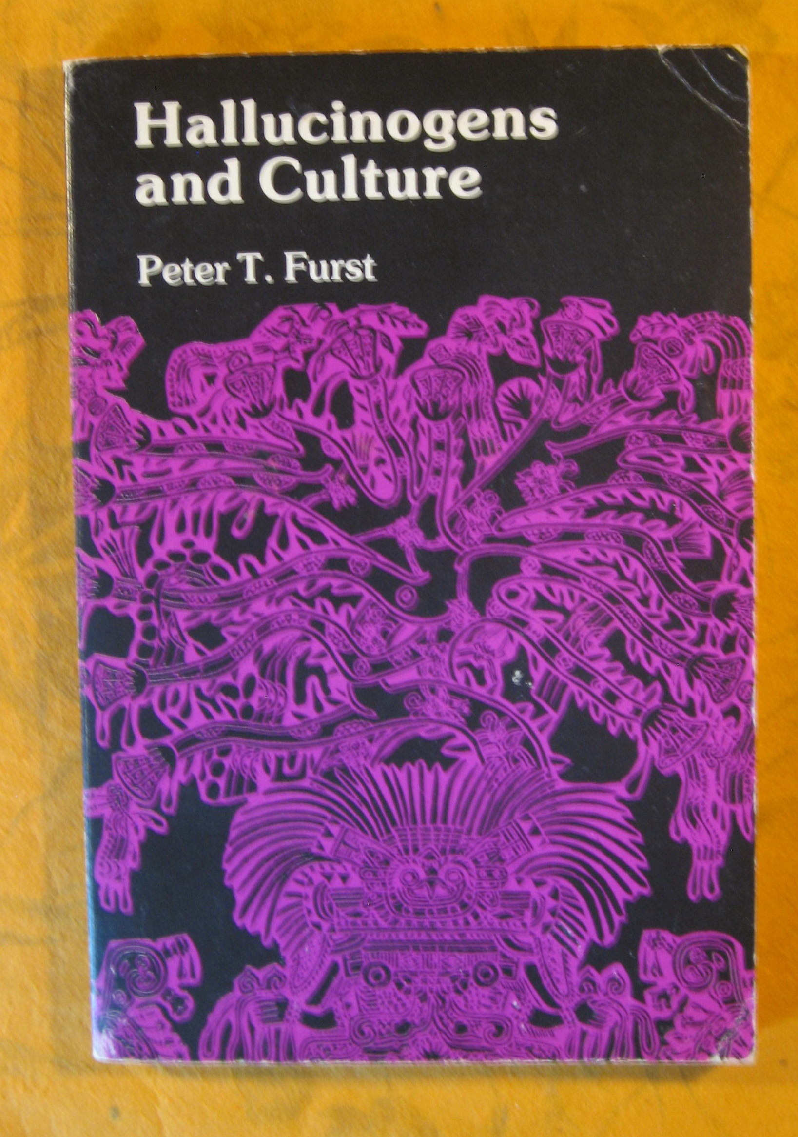 Image for Hallucinogens and Culture (Chandler & Sharp series in cross-cultural themes)
