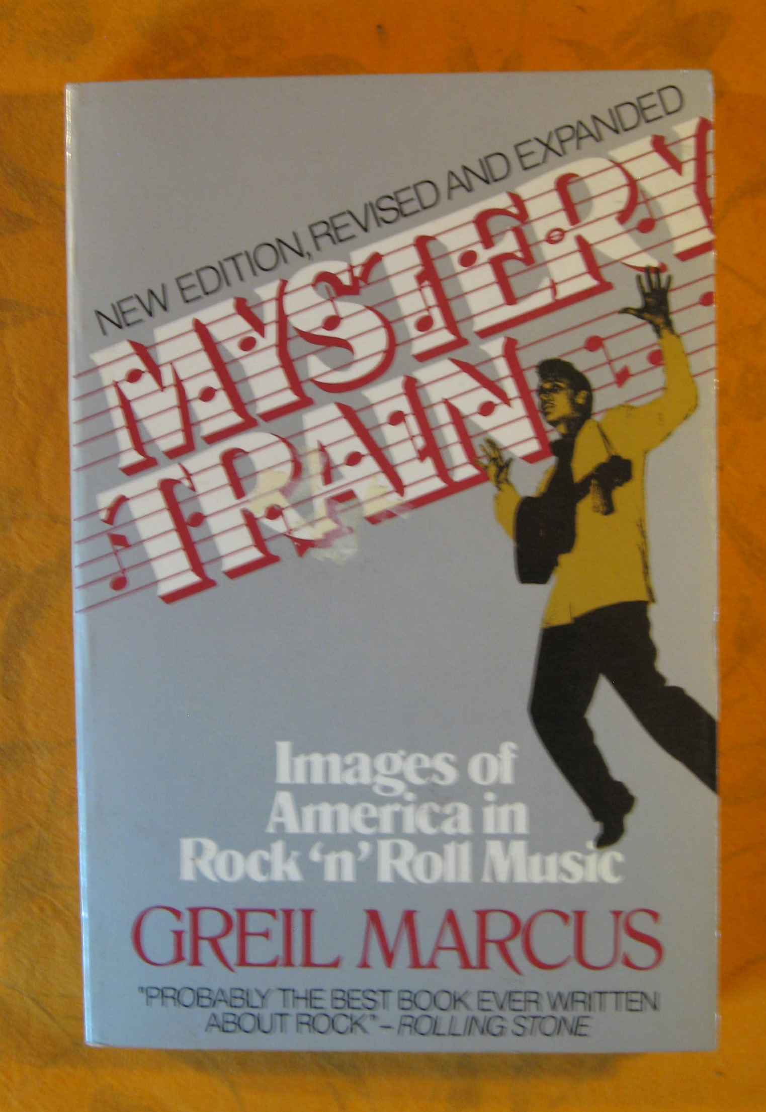 Image for Mystery Train: Revised Edition