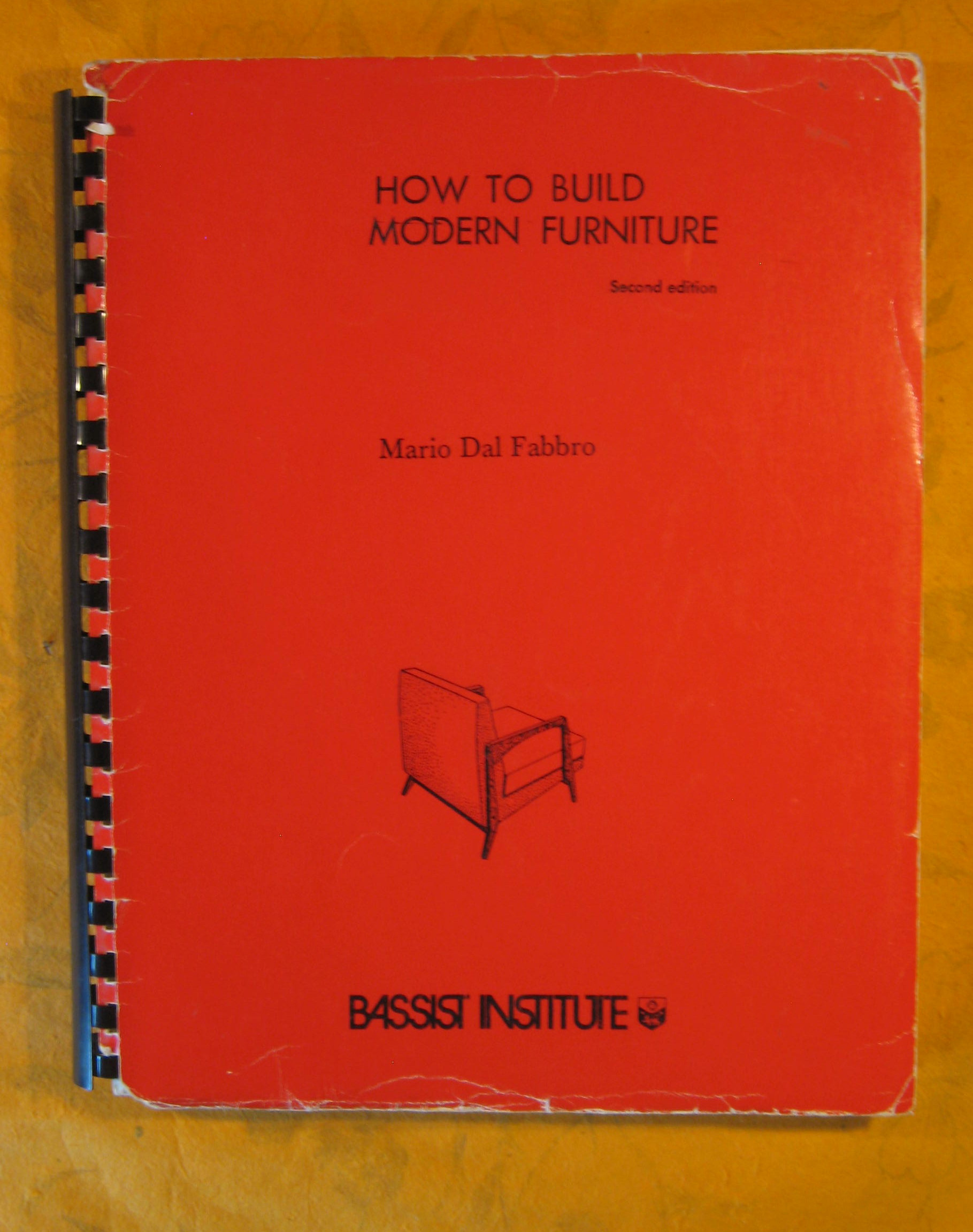 Image for How to Build Modern Furniture