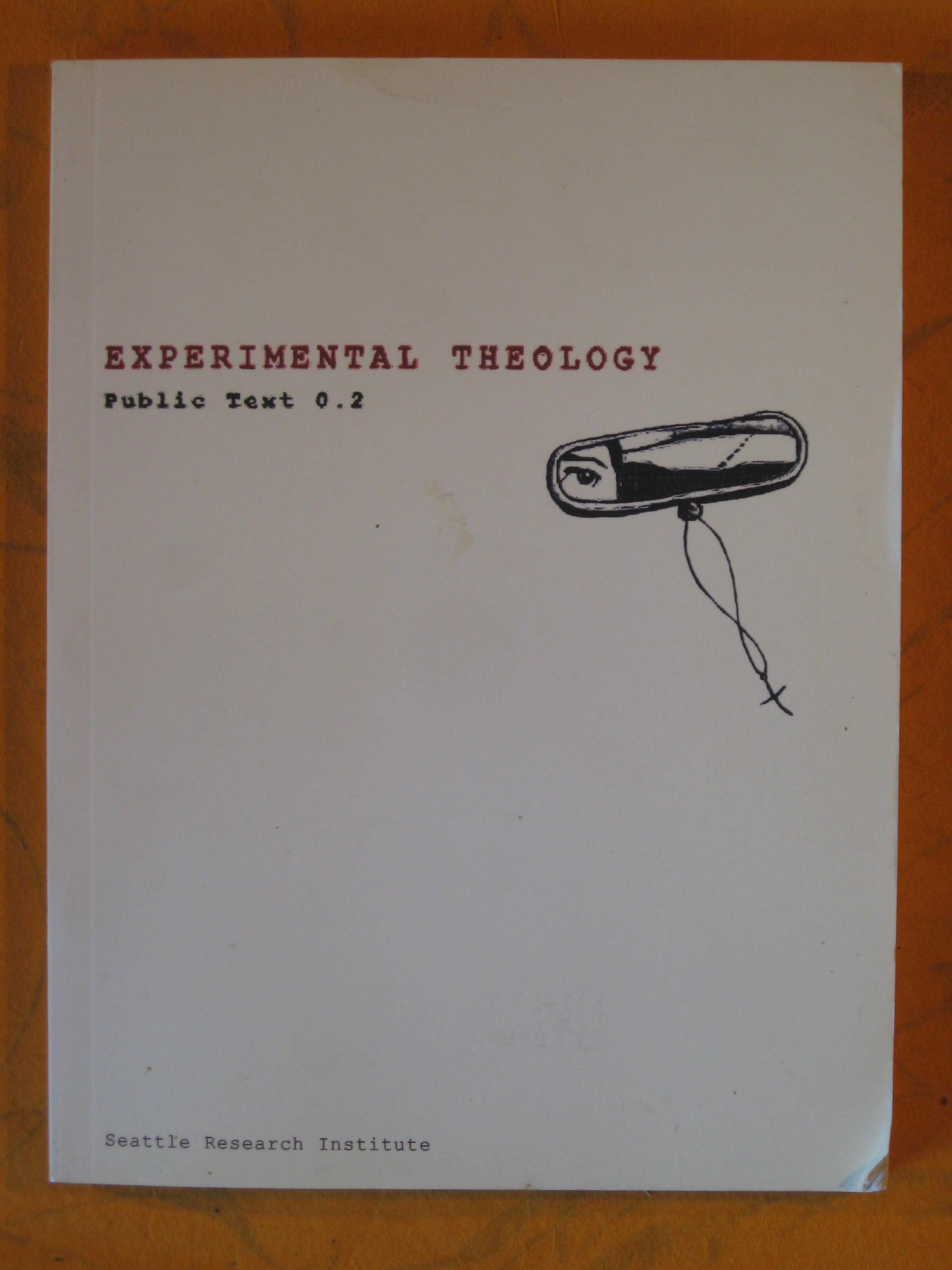 Image for Experimental Theology