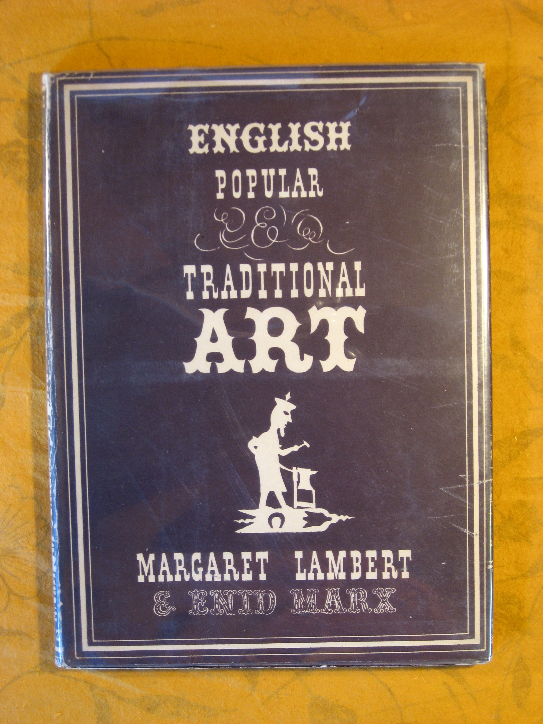 Image for English Popular and Traditional Art  (Britain in Pictures series)