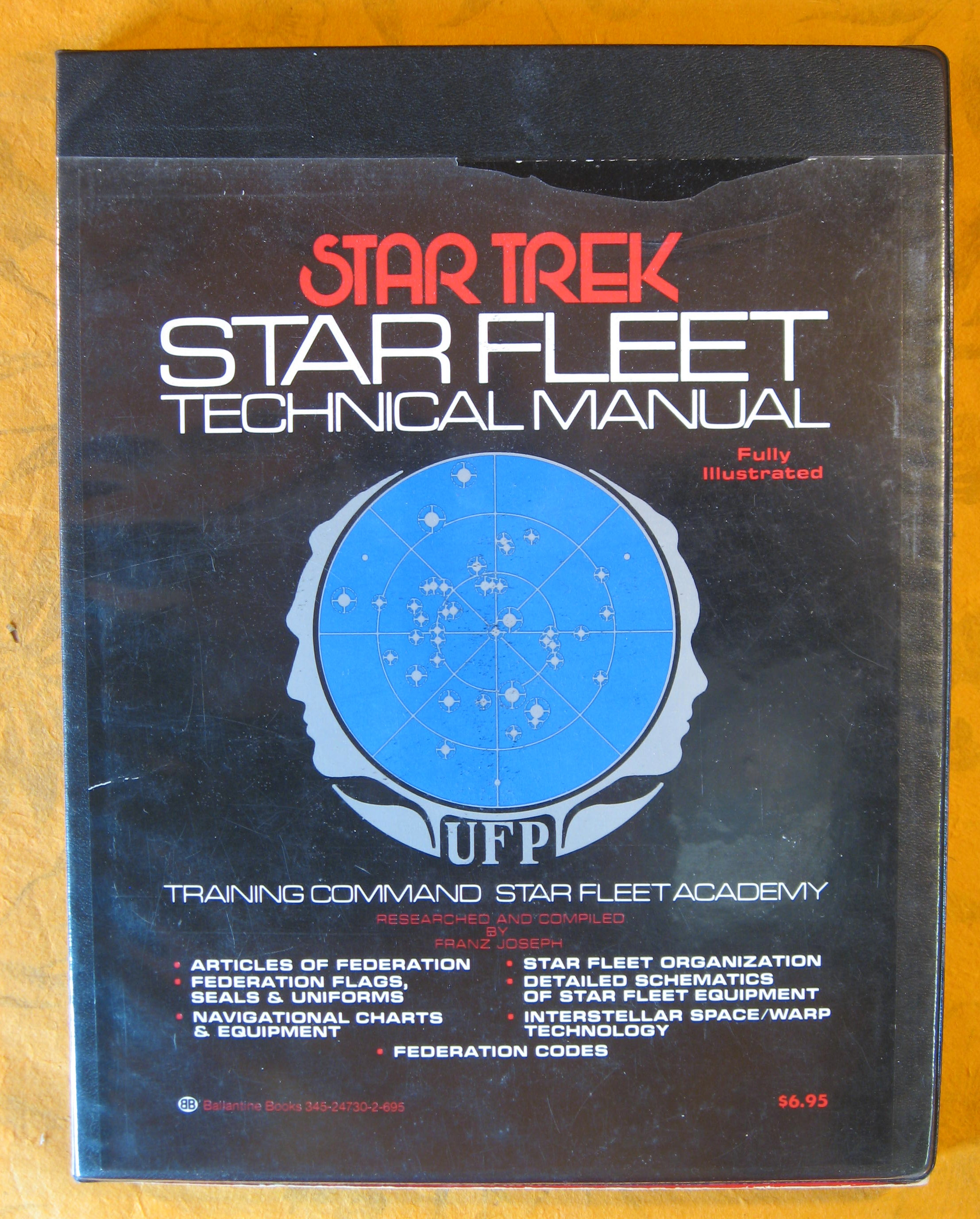 Image for Star Fleet Technical Manual