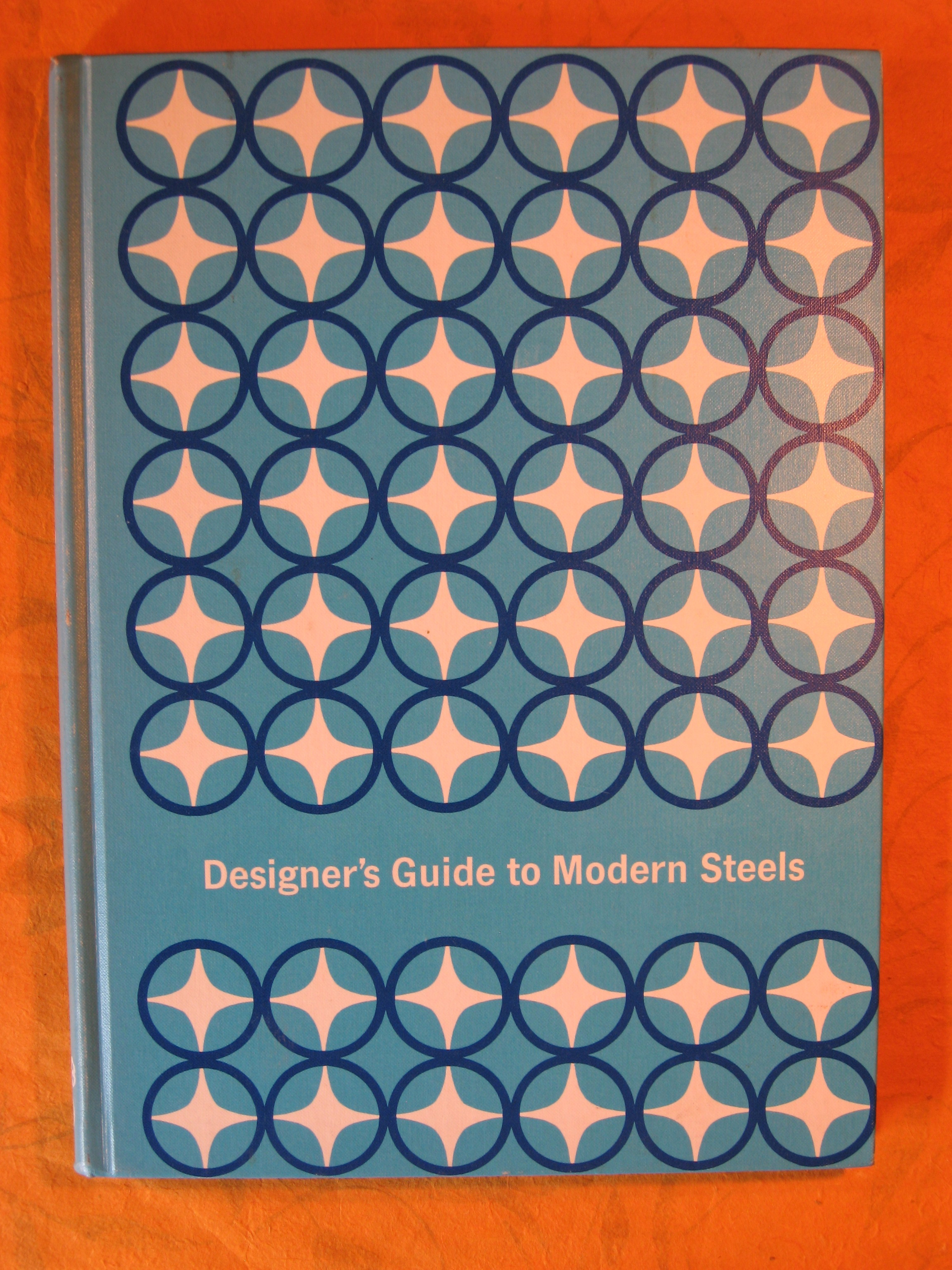 Image for Designer's Guide to Modern Steels