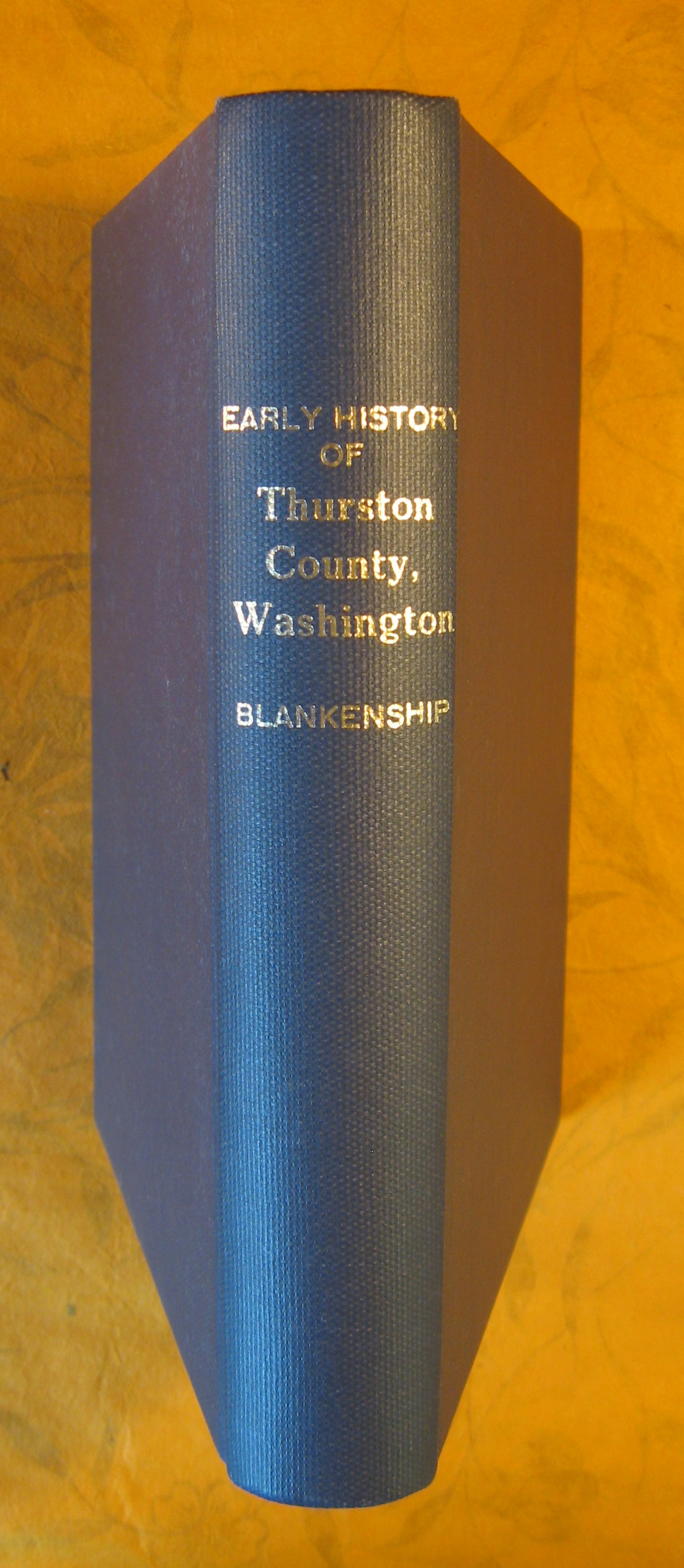 Image for Early History of Thurston County, Washington, Together with Biographies and Reminiscences of Those Indentified with Pioneer Days