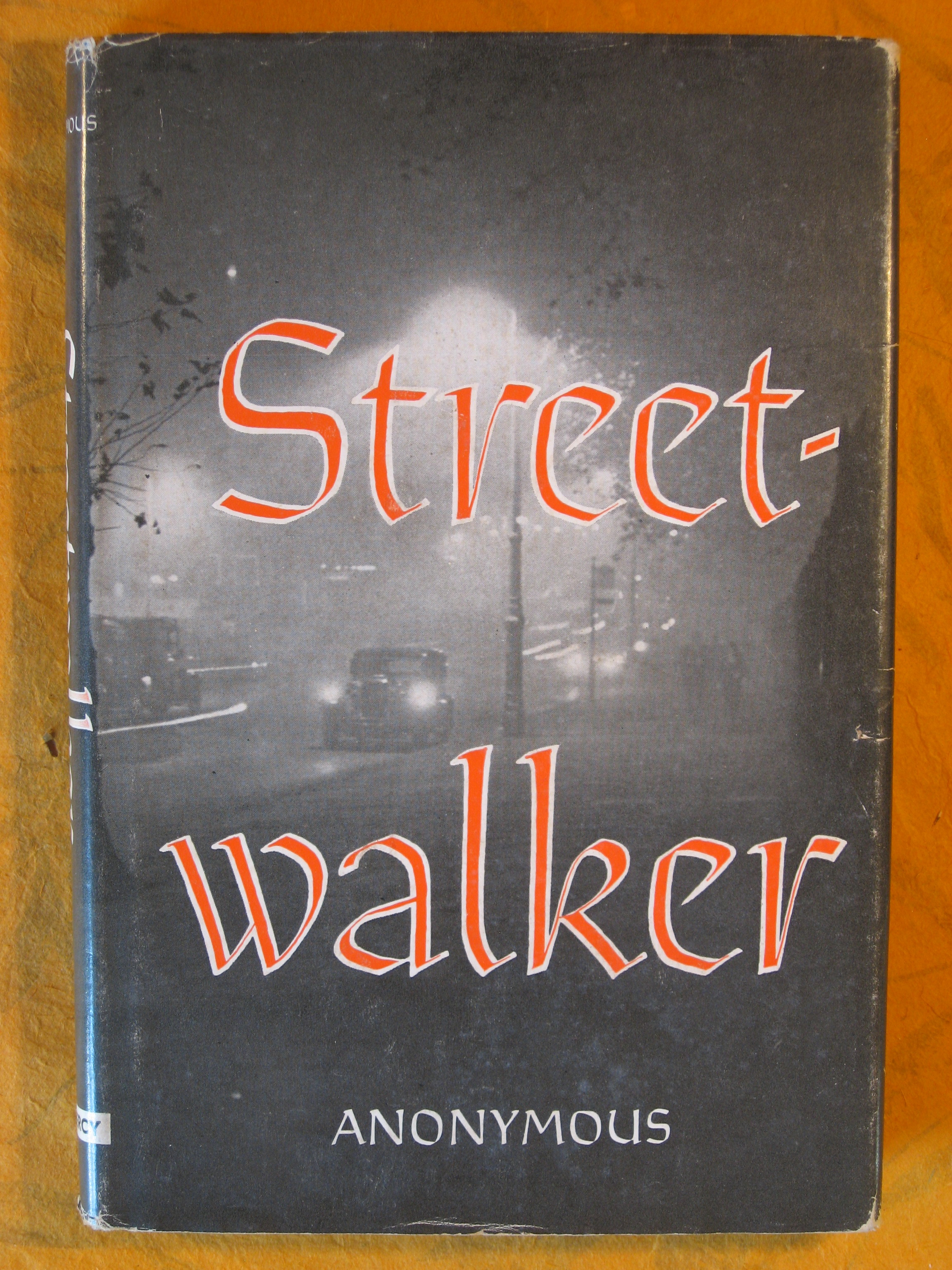 Image for Streetwalker