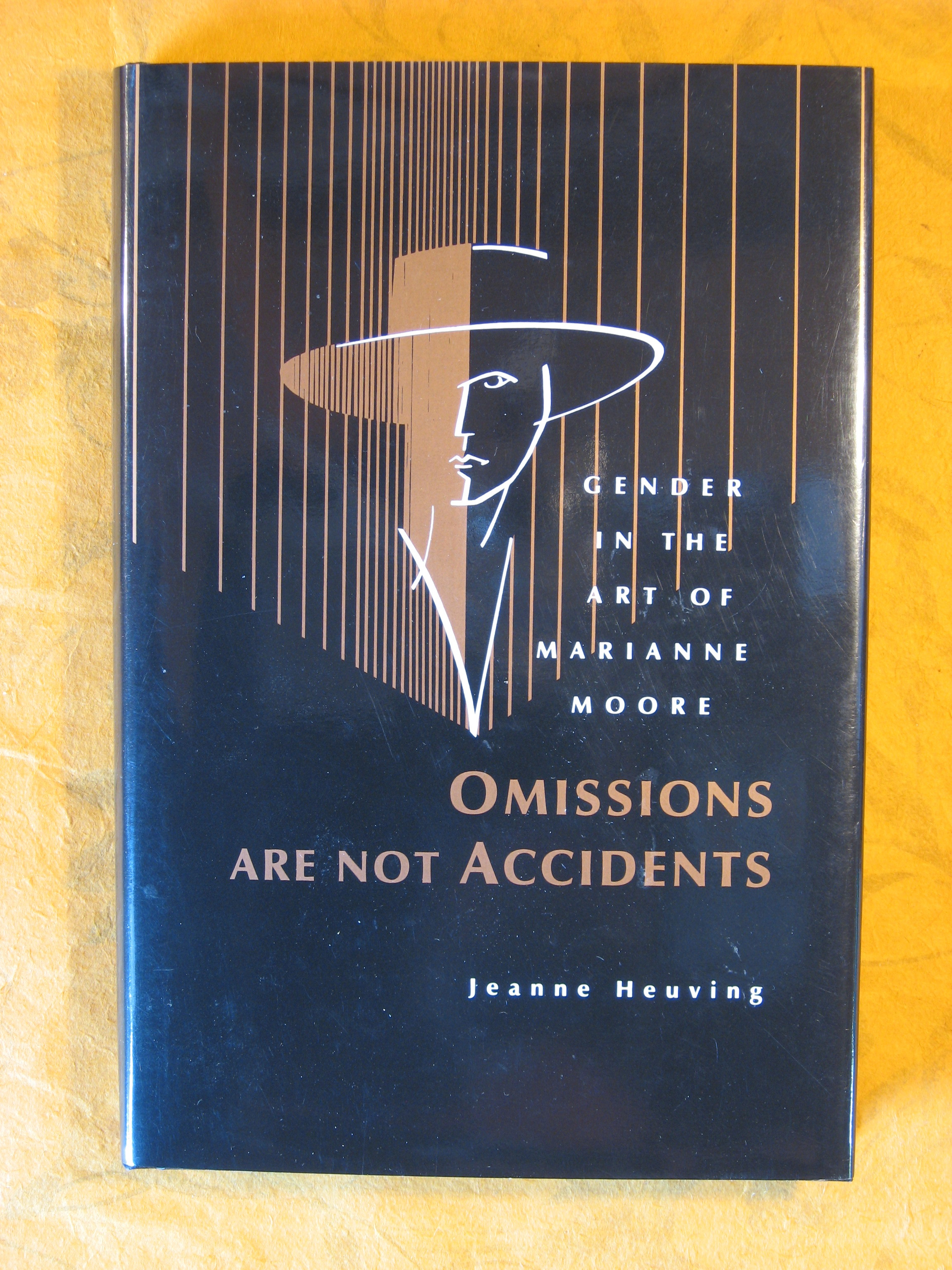Image for Omissions Are Not Accidents: Gender in the Art of Marianne Moore