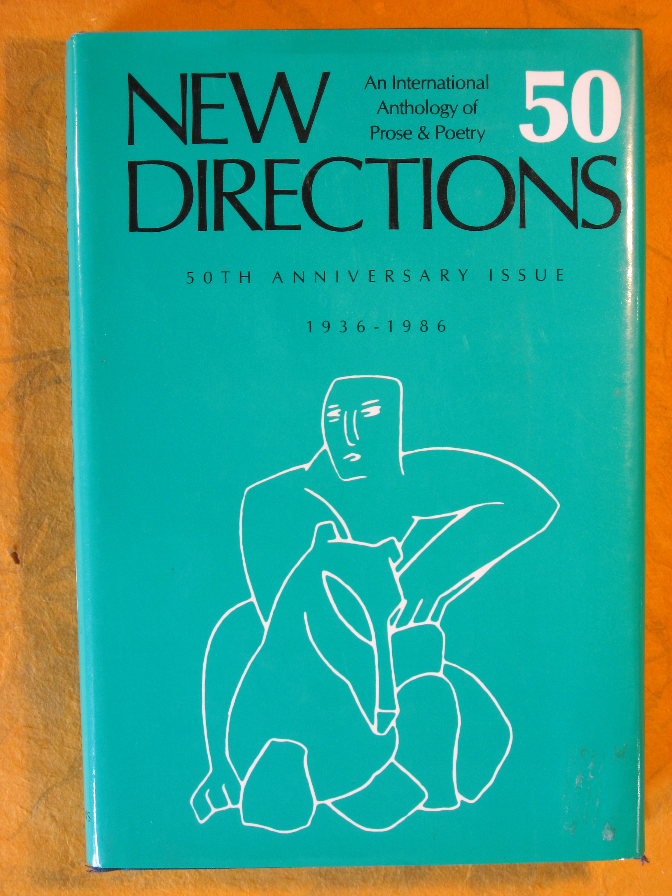Image for New Directions in Prose and Poetry 50:  50th Anniversary Issue 1936-1986