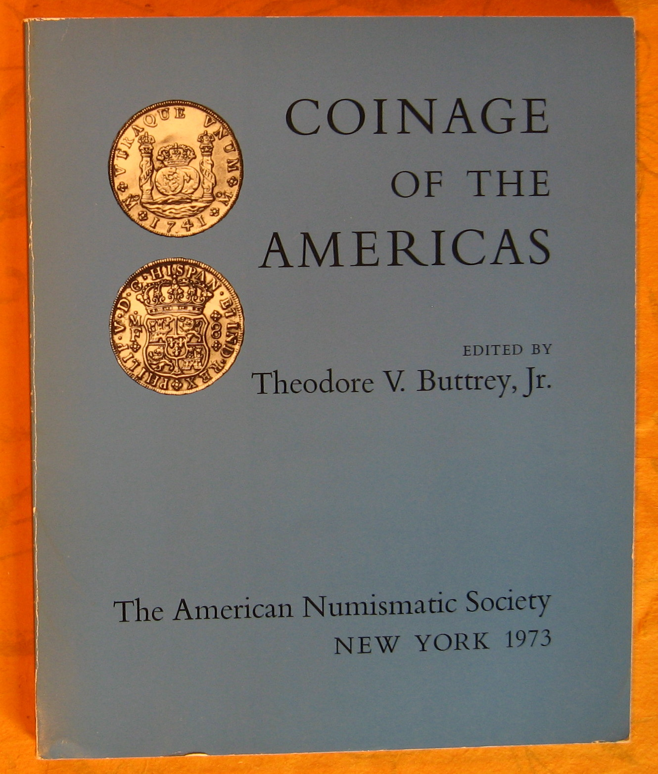Image for Coinage of the Americas