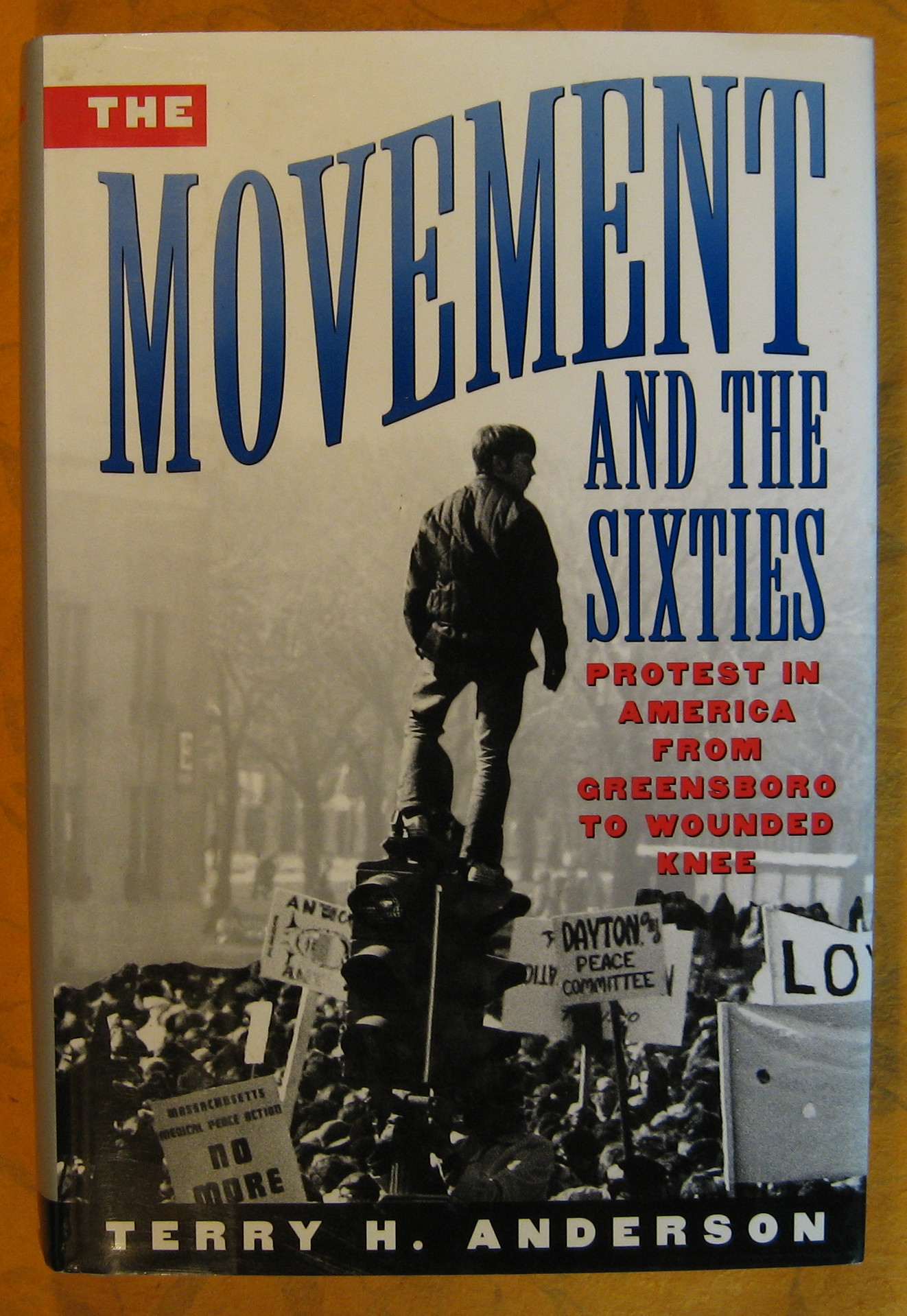 Image for The Movement and The Sixties:  Protest in America from Greensboro to Wounded Knee