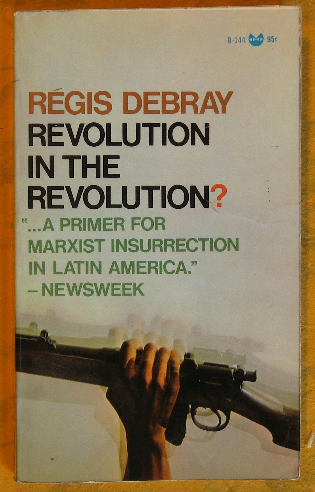 Image for Revolution in the Revolution:  Armed Struggle and Political Struggle in Latin America