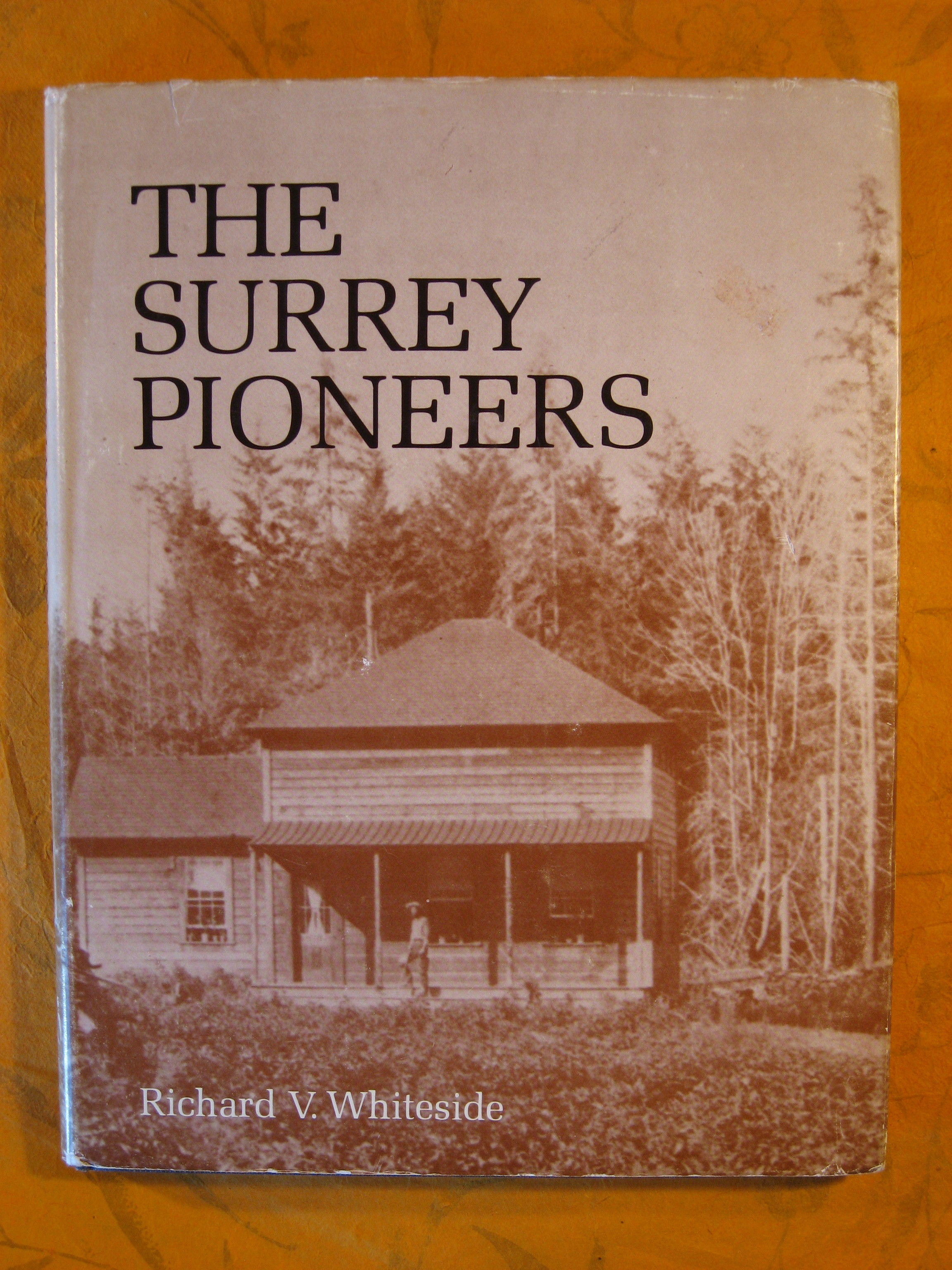 Image for Surrey Pioneers, the