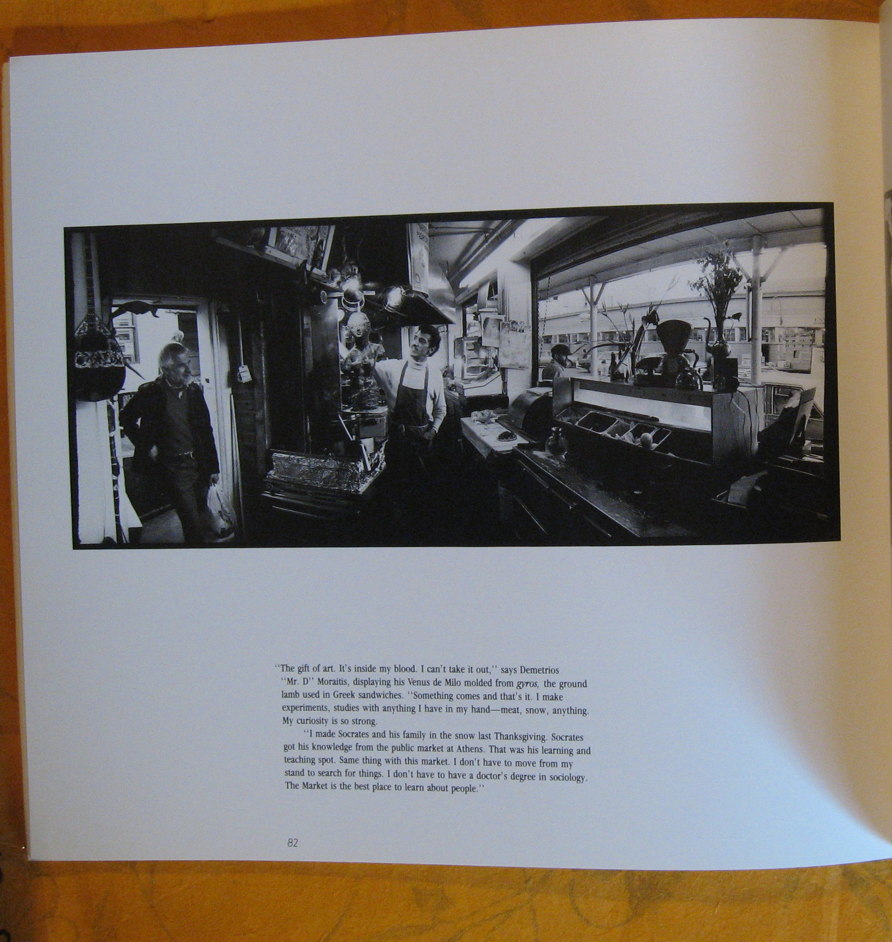 Image for Portrait of a Market: Photographs of Seattle's Pike Place Market