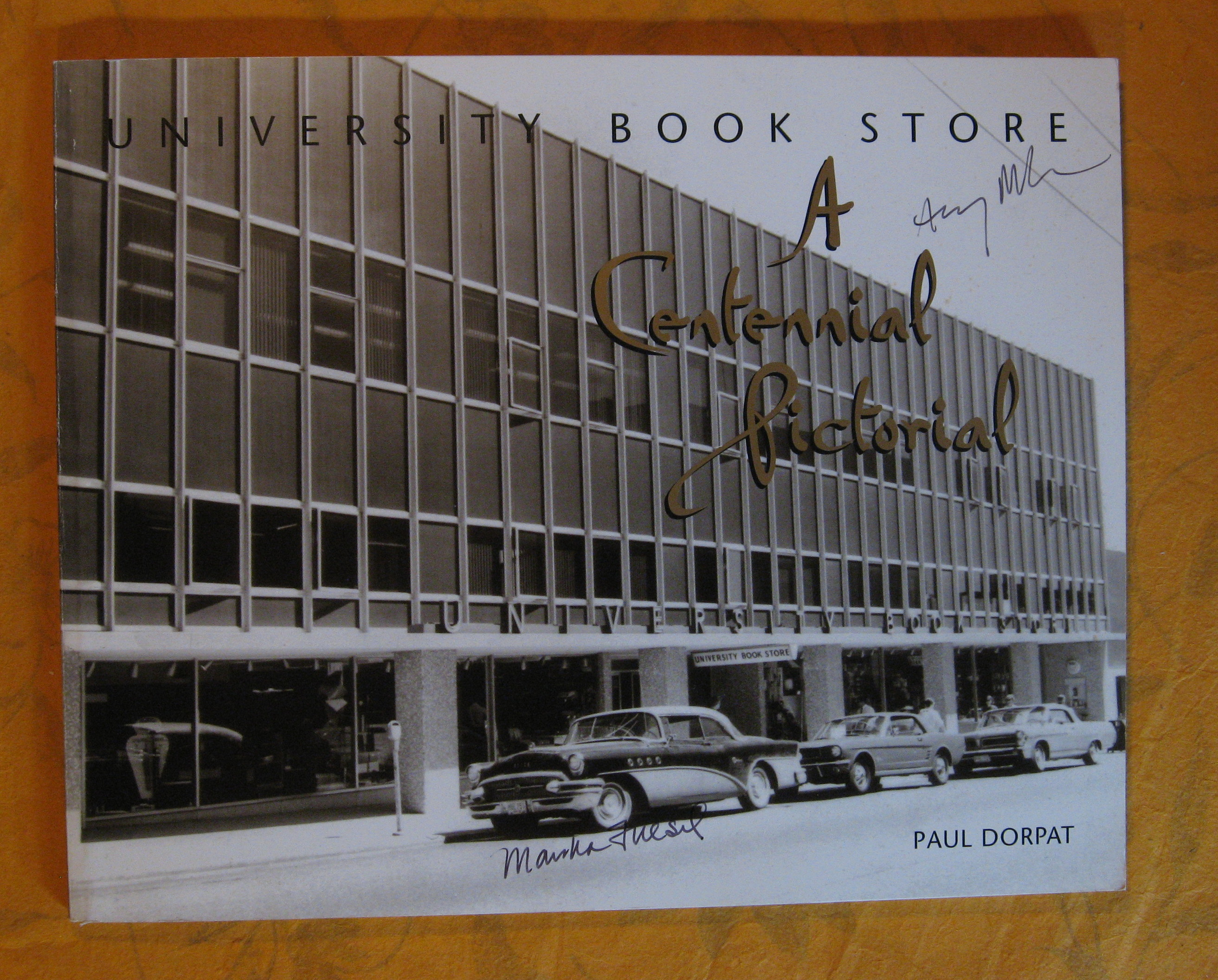 Image for University Book Store: a Centennial Pictorial