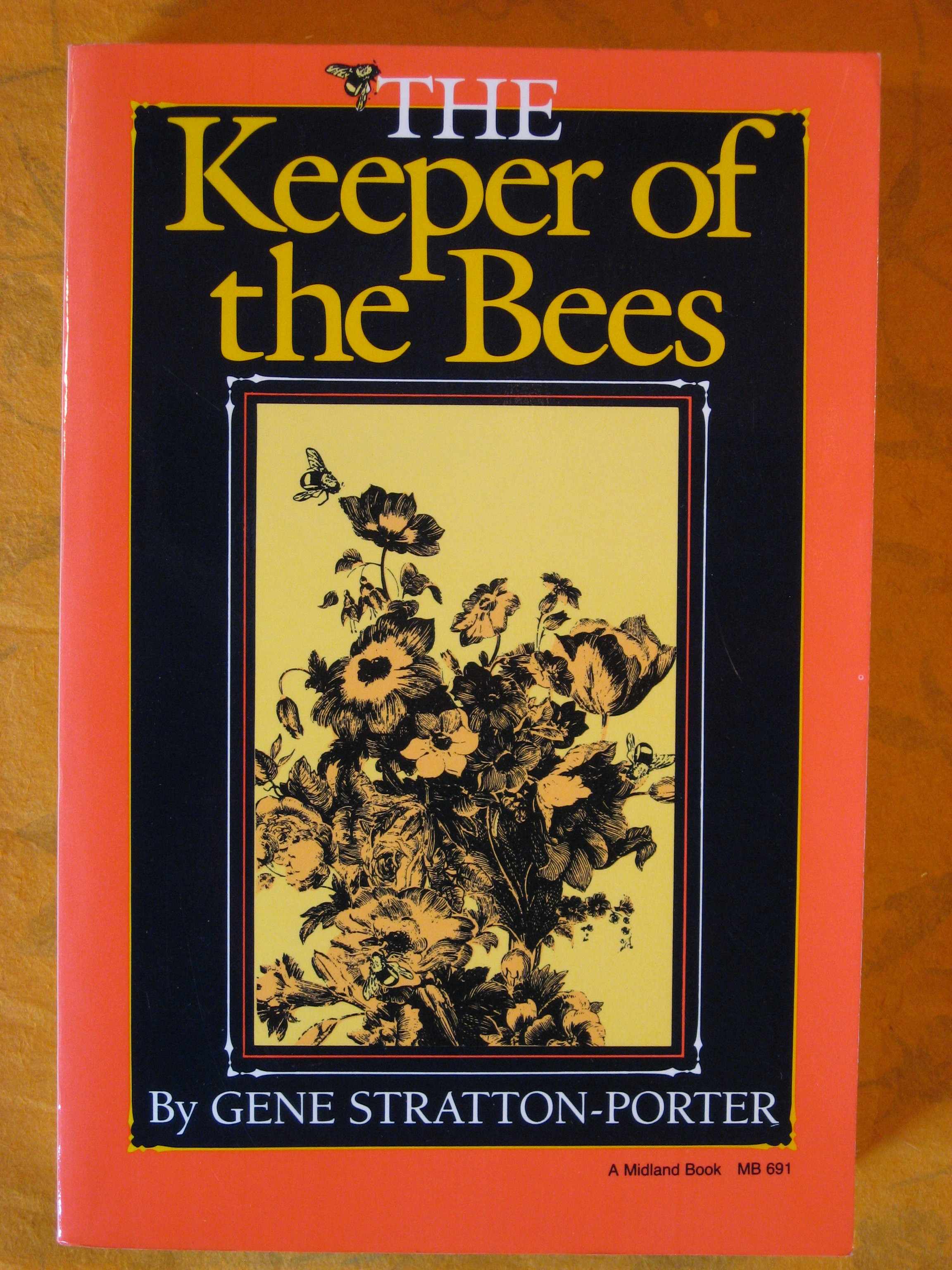Image for The Keeper of the Bees (Library of Indiana Classics)