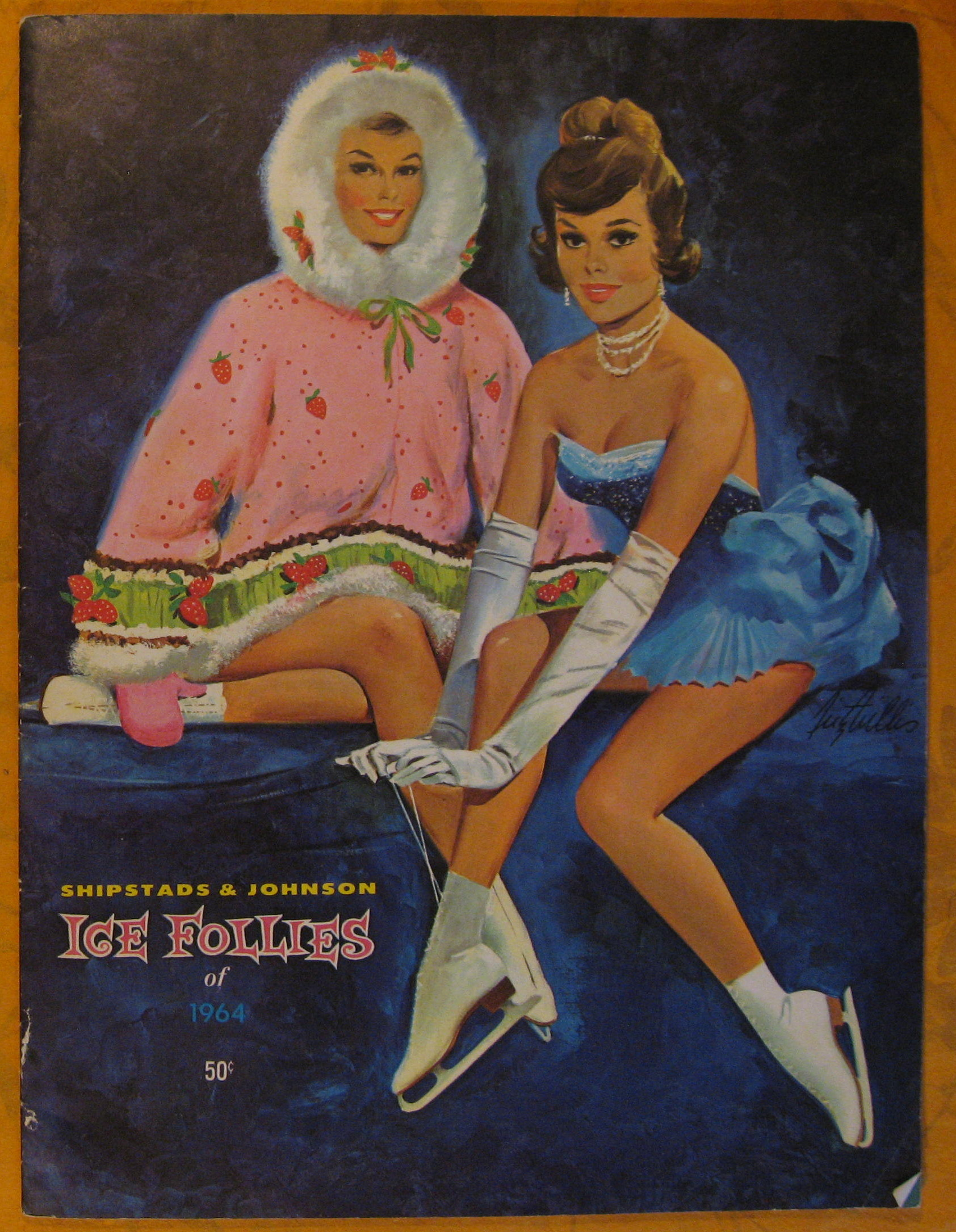 Image for Shipstads & Johnson Ice Follies of 1964