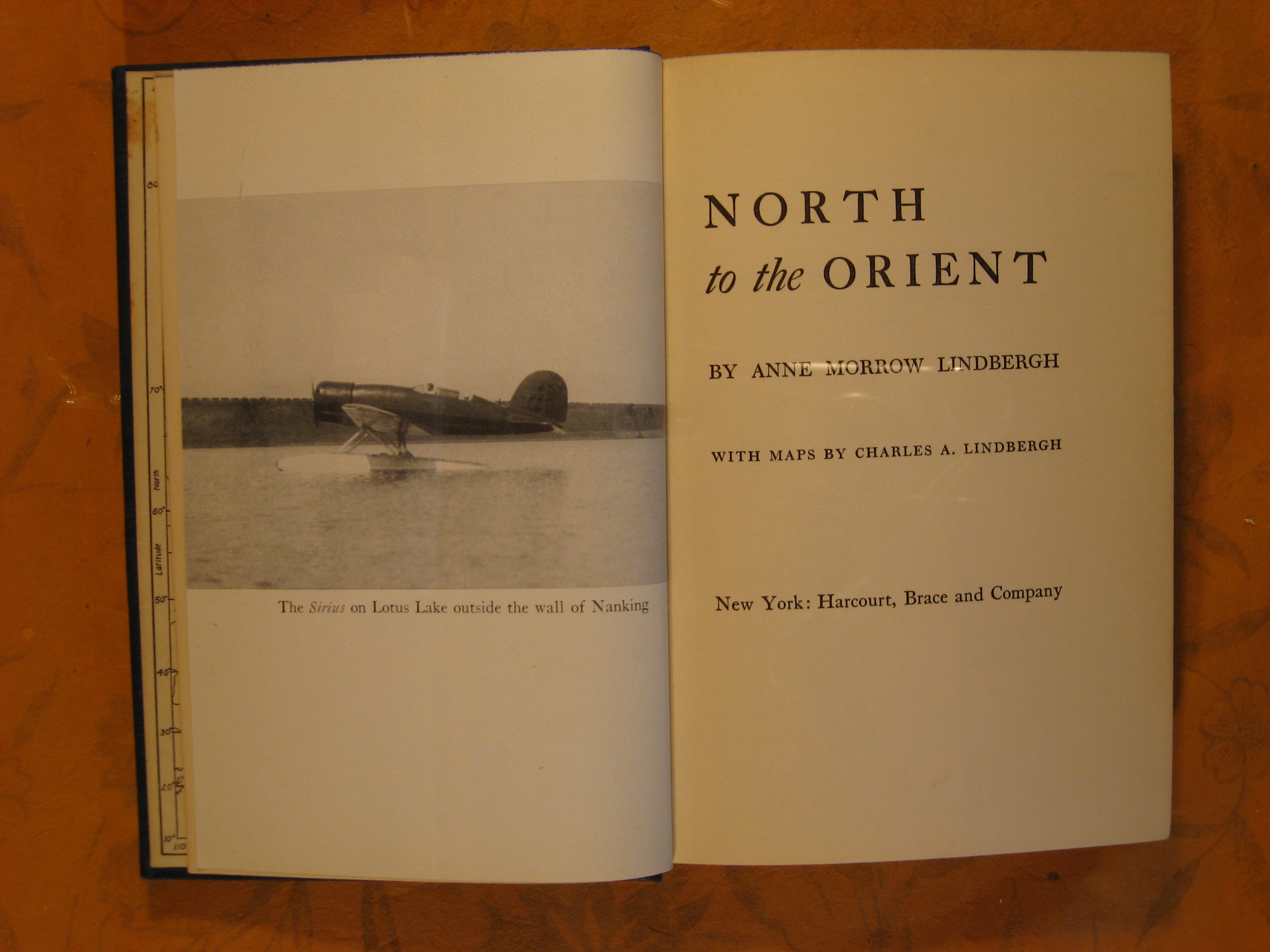 Image for North to the Orient