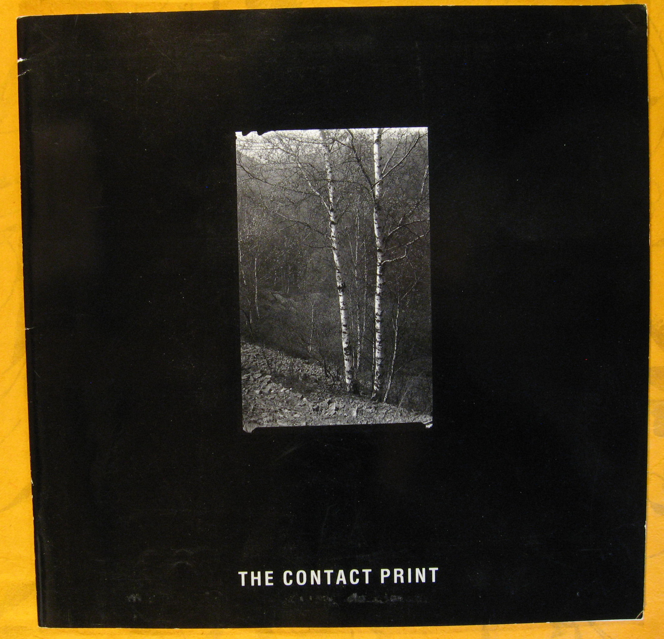 Image for Contact Print, The, 1946-1982