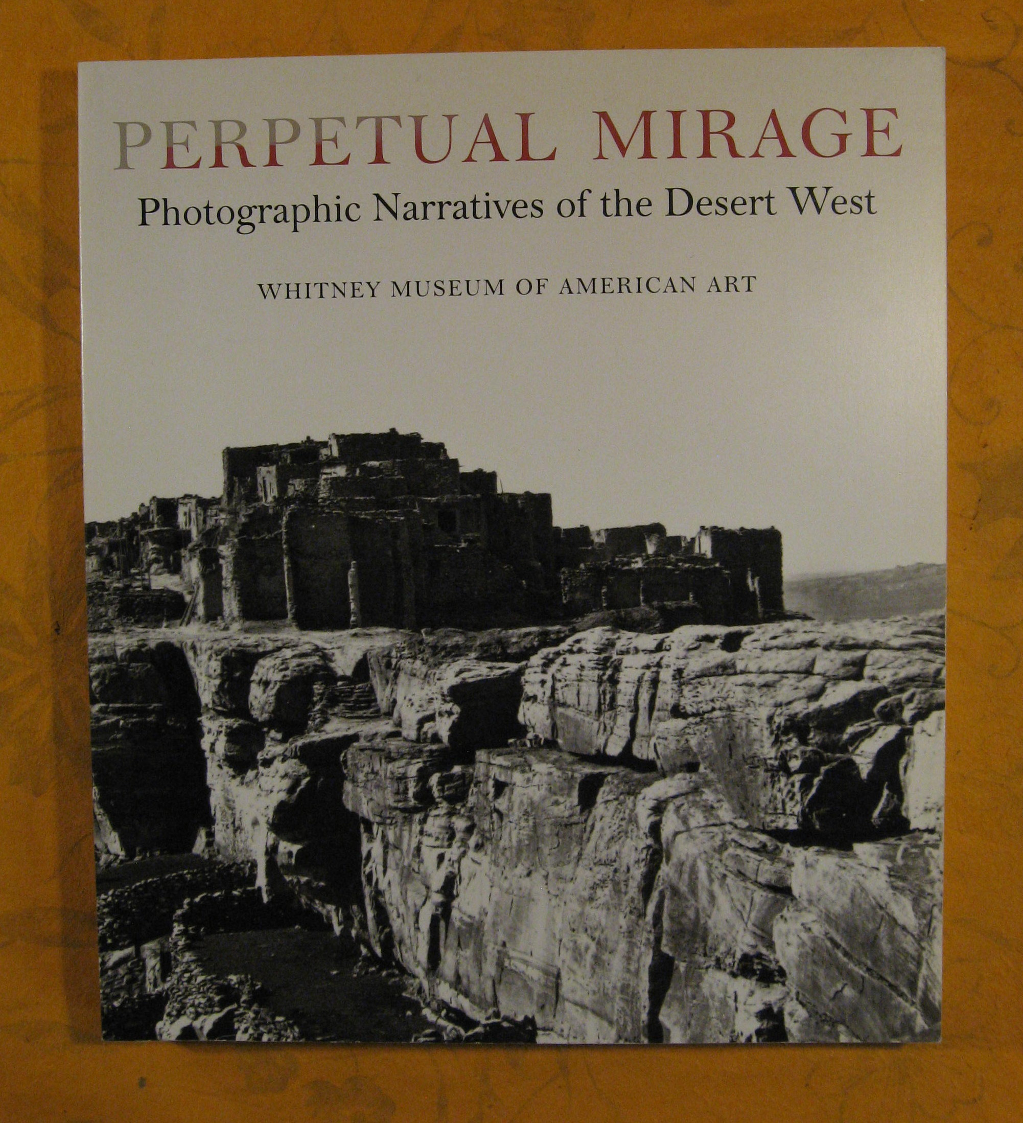 Image for Perpetual Mirage: Photographic Narratives of the Desert West