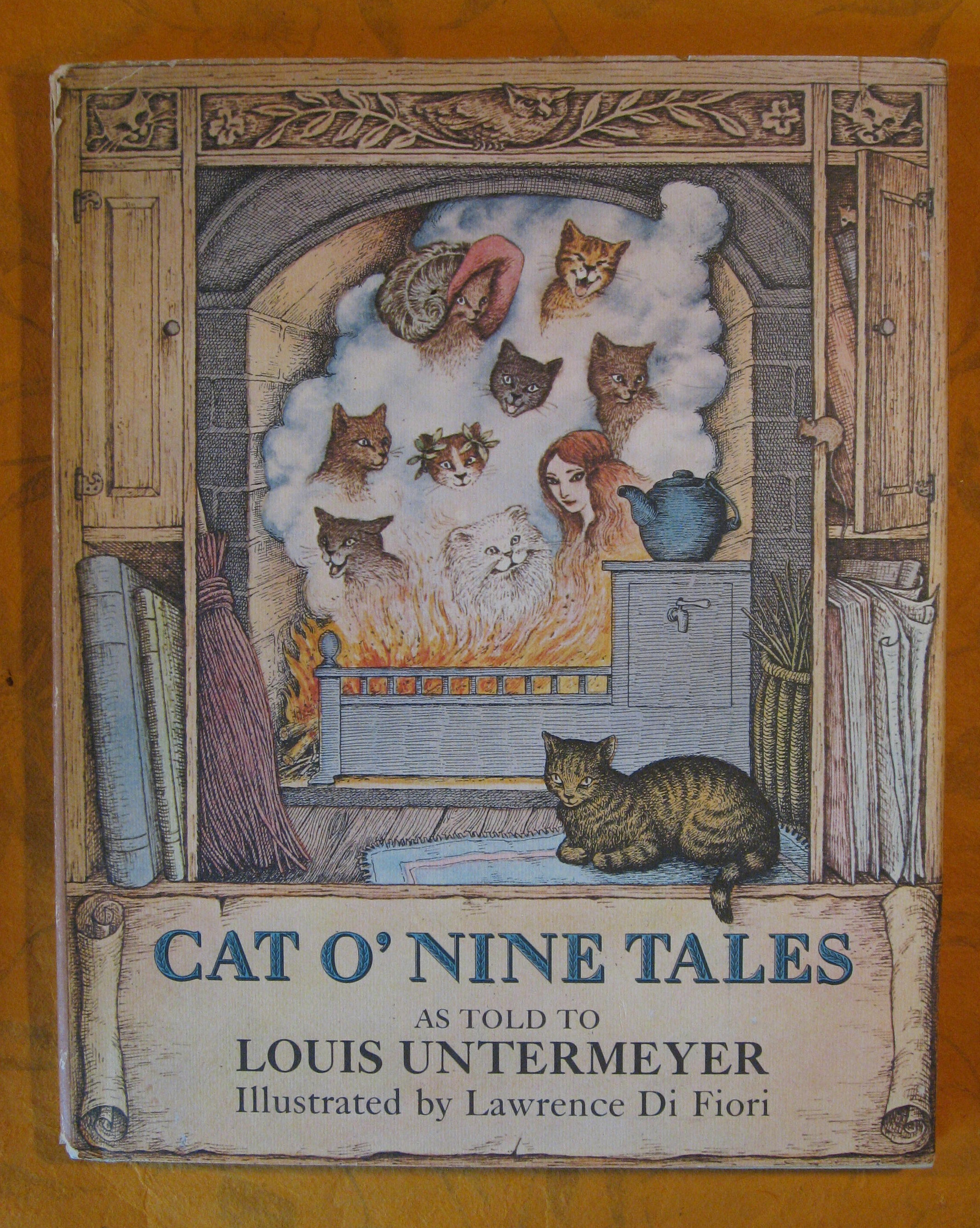 Image for Cat O' Nine Tales